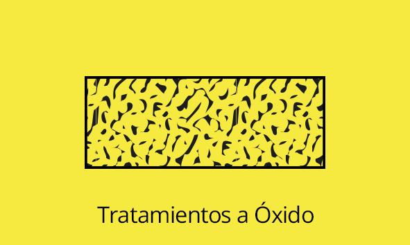 Tratamiento al óxido