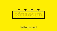Rótulos LED